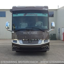 2020 Newmar New Aire 3545 FULL WALL SLIDE & 2 POWER SLIDEOUTS  - Diesel Pusher New  in Garfield MN For Sale by Steinbring Motorcoach call 877-880-8090 today for more info.