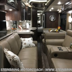 Steinbring Motorcoach 2020 Kountry Star 4037 WITH FULL WALL & 2 POWER SLIDEOUTS  Diesel Pusher by Newmar | Garfield, Minnesota