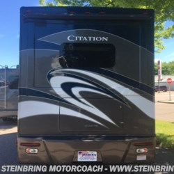 Steinbring Motorcoach 2016 Citation 24SR CLASS B+ DIESEL WITH 2 SIDEOUTS  Class B+ by Thor | Garfield, Minnesota