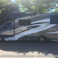 2016 Thor Citation 24SR CLASS B+ DIESEL WITH 2 SIDEOUTS  - Class B+ Used  in Garfield MN For Sale by Steinbring Motorcoach call 877-880-8090 today for more info.