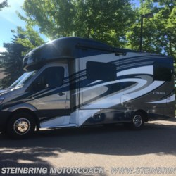 Used 2016 Thor Citation 24SR CLASS B+ DIESEL WITH 2 SIDEOUTS For Sale by Steinbring Motorcoach available in Garfield, Minnesota