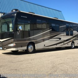 Used 2008 Fleetwood Providence 40X WITH 3 POWER SLIDEOUTS For Sale by Steinbring Motorcoach available in Garfield, Minnesota