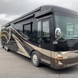 Used 2014 Newmar Mountain Aire 4364 FULL WALL WITH 2 POWER SLIDEOUTS For Sale by Steinbring Motorcoach available in Garfield, Minnesota