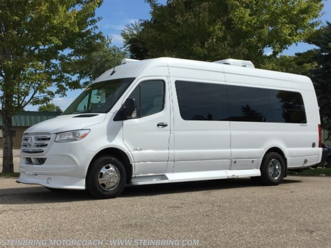 New 2020 Midwest Passage 170EXT For Sale by Steinbring Motorcoach available in Garfield, Minnesota