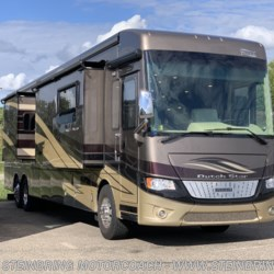 Used 2018 Newmar Dutch Star 4369 WITH 1 FULL WALL & 2 POWER SLIDEOUTS For Sale by Steinbring Motorcoach available in Garfield, Minnesota