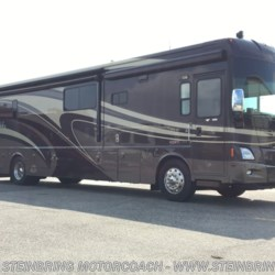 Used 2009 Winnebago Vectra 40TD WITH 2 POWER SLIDEOUTS For Sale by Steinbring Motorcoach available in Garfield, Minnesota