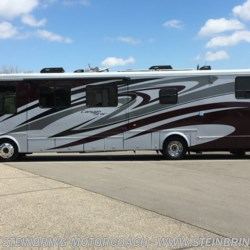 2012 Newmar Canyon Star 3920  TOY HAULER  - Class A Used  in Garfield MN For Sale by Steinbring Motorcoach call 877-880-8090 today for more info.