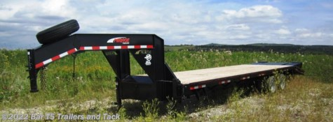 New 2015 Mirage MUGN8.531TA7 26+5 Tandem Dual GN Flatdeck For Sale by Bar T5 Trailers and Tack available in Millarville, Alberta
