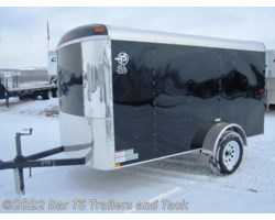 #TBC 1447h - 2016 Mirage Xcel MXL510SA 5x10 Single Axle Bumper Pull w/Ramp