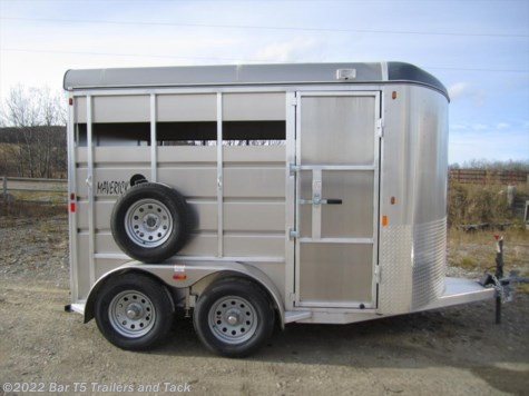 New 2017 Royal T Trailers Maverick Lite 12' Stock Bumper Pull For Sale by Bar T5 Trailers and Tack available in Millarville, Alberta