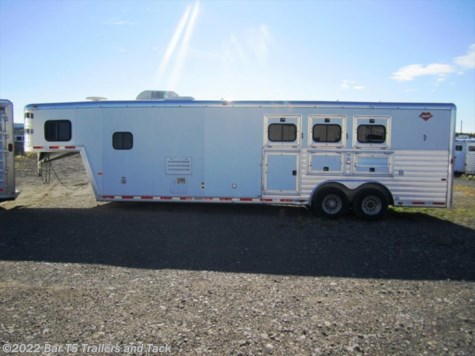 2003 Hart Ultimate  3 Horse w/12' Living Quarter