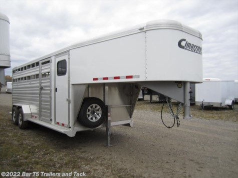 2017 Cimarron Lonestar  7' x 20' Stock w/4' Dressing Room Gooseneck