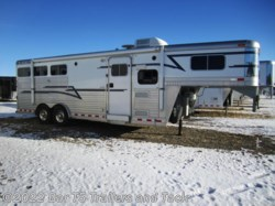 2003 Elite Trailers Slant Load 3 Horse w/8