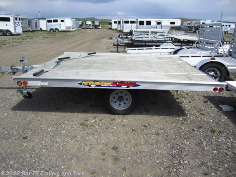 New 2010 Newmans 2 place with tilt For Sale by Bar T5 Trailers and Tack available in Millarville, Alberta