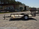 2015 Carry-On Trailer Corp Carry-On CO 6X10GW Dover, North Carolina