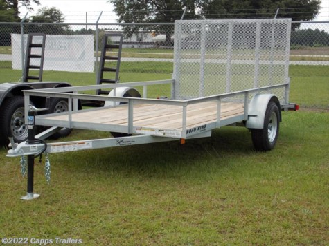 New 2012 Road King Trailers RK GUT 6x12 For Sale by CappsTrailers.com available in Dover, North Carolina