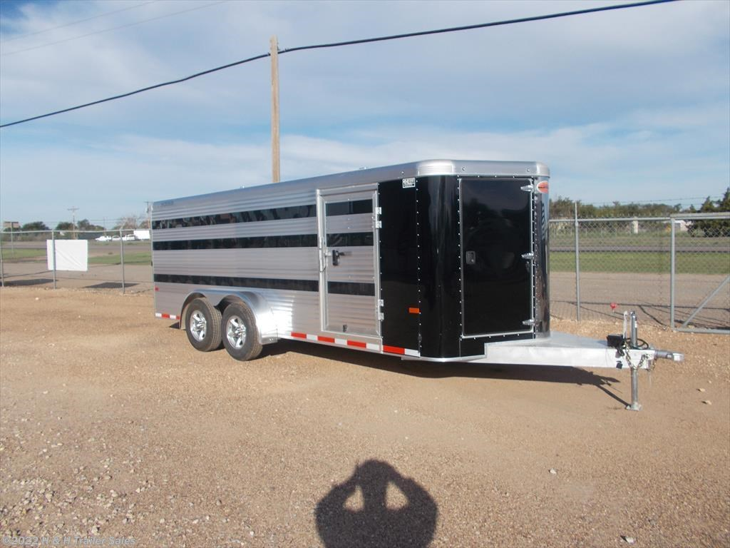 New Sundowner Showman Livestock Trailer Classifieds 2017