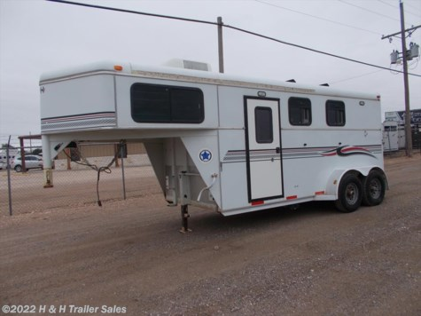 2002 S & H Trailers Contender