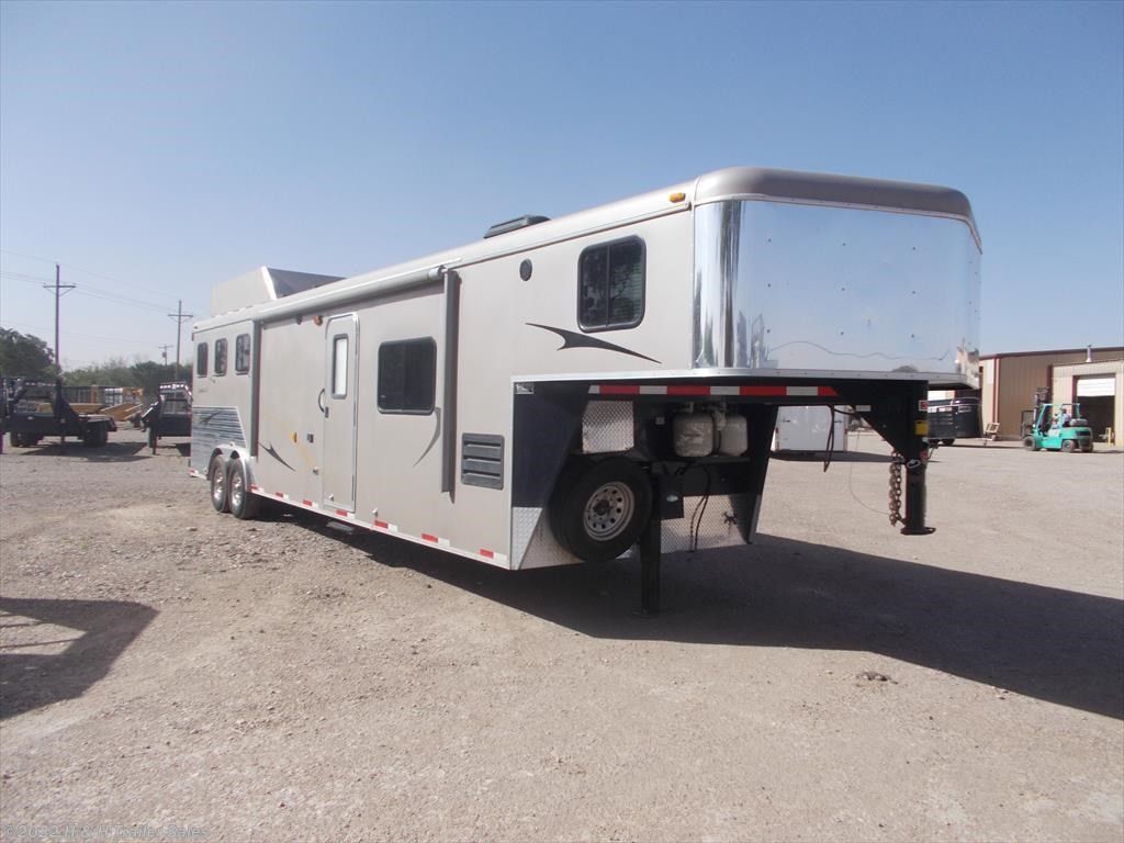 Used Bison Trail Boss Horse Trailer Classifieds 2012