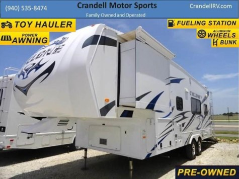 2011 Heartland RV Cyclone  2812
