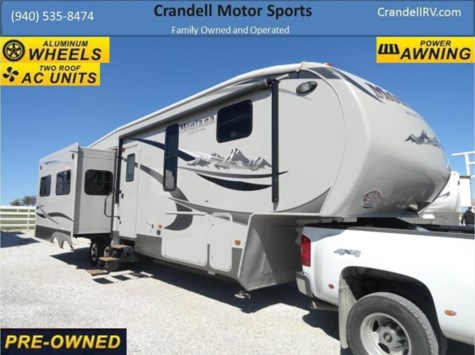 2011 Keystone Montana High Country  343RL