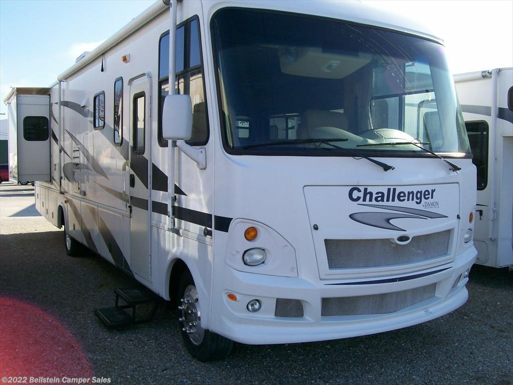 2008 damon rv challenger 348 for sale in la grange mo. Black Bedroom Furniture Sets. Home Design Ideas