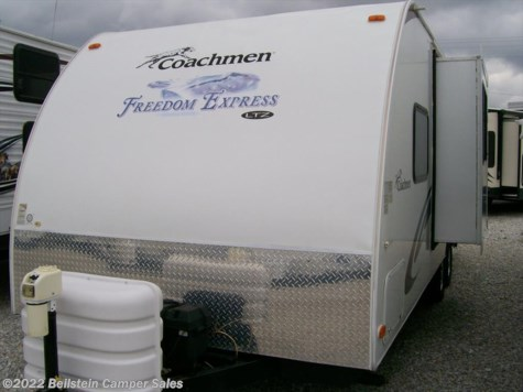 2011 Coachmen Freedom Express LTZ  232RBS
