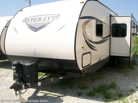 New 2017 Forest River Salem Hemisphere Lite 26RBHL For Sale by Beilstein Camper Sales available in La Grange, Missouri