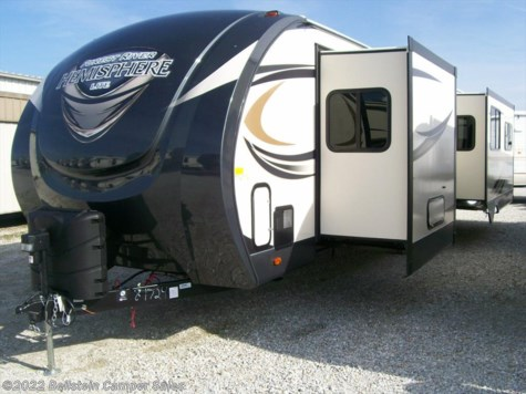 New 2018 Forest River Salem Hemisphere Lite 326RL For Sale by Beilstein Camper Sales available in La Grange, Missouri