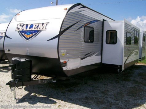 New 2018 Forest River Salem T32BHDS For Sale by Beilstein Camper Sales available in La Grange, Missouri