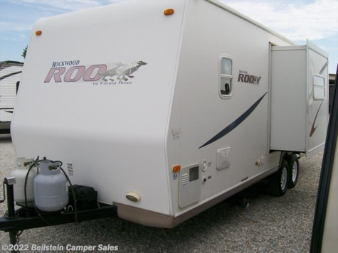 Used 2008 Forest River Rockwood Roo 25RS For Sale by Beilstein Camper Sales available in La Grange, Missouri