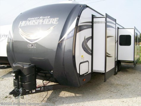 2018 Forest River Salem Hemisphere Lite  299RE