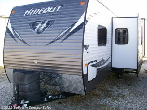 Used 2015 Keystone Hideout 29BKS For Sale by Beilstein Camper Sales available in La Grange, Missouri