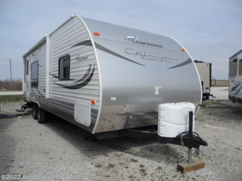 2014 Coachmen Catalina Santara  262RLS