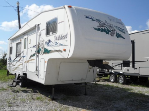 2005 Forest River Wildcat  28RK