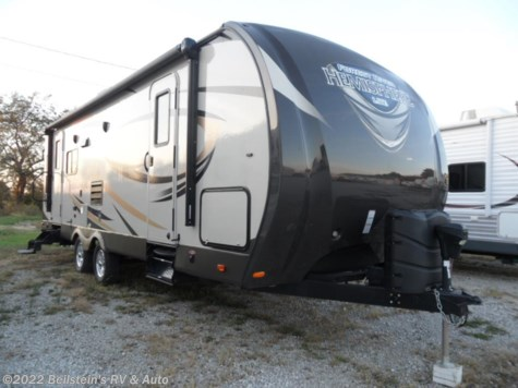 Used 2016 Forest River Salem Hemisphere Lite 26RL For Sale by Beilstein's RV & Auto available in Palmyra, Missouri