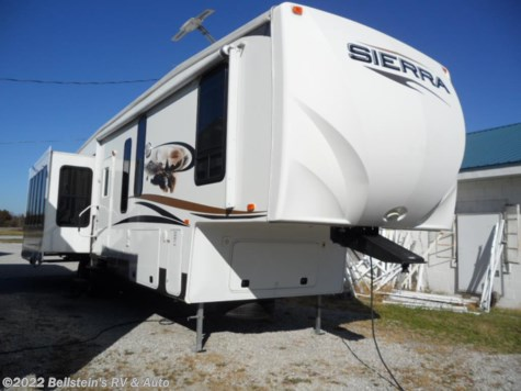 Used 2012 Forest River Sierra 330RL For Sale by Beilstein's RV & Auto available in Palmyra, Missouri