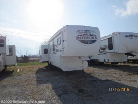 Used 2009 Heartland RV Bighorn 3670RL For Sale by Beilstein's RV & Auto available in Palmyra, Missouri