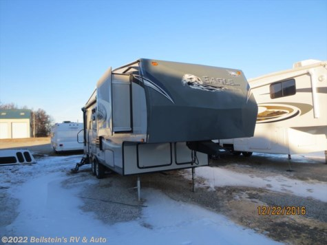 Used 2012 Jayco Eagle Super Lite HT 26.5 RLS For Sale by Beilstein's RV & Auto available in Palmyra, Missouri