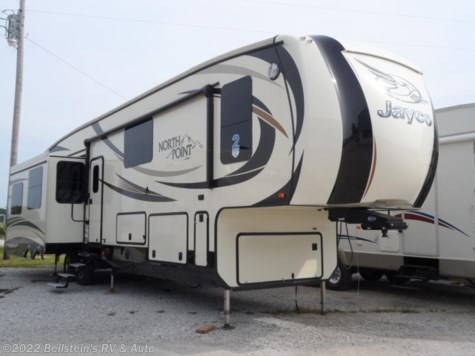 Used 2016 Jayco North Point 377RLBH For Sale by Beilstein's RV & Auto available in Palmyra, Missouri
