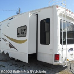 2009 Forest River Cedar Creek 34RLSA  - Fifth Wheel Used  in Palmyra MO For Sale by Beilstein's RV & Auto call 800-748-7173 today for more info.