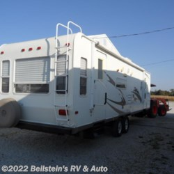 2008 Forest River Flagstaff Hard Side 832RLSS  - Travel Trailer Used  in Palmyra MO For Sale by Beilstein's RV & Auto call 800-748-7173 today for more info.