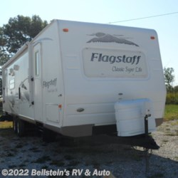 Used 2008 Forest River Flagstaff Hard Side 832RLSS For Sale by Beilstein's RV & Auto available in Palmyra, Missouri