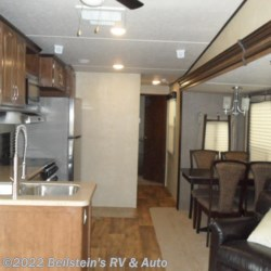 2017 Forest River Salem Villa 39FDEN  - Travel Trailer Used  in Palmyra MO For Sale by Beilstein's RV & Auto call 800-748-7173 today for more info.