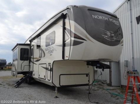 New 2018 Jayco North Point 315RLTS For Sale by Beilstein's RV & Auto available in Palmyra, Missouri