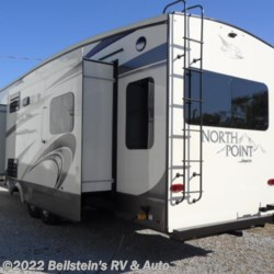 2018 Jayco North Point 377RLBH  - Fifth Wheel New  in Palmyra MO For Sale by Beilstein's RV & Auto call 800-748-7173 today for more info.