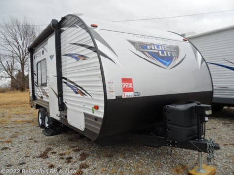 Used 2017 Forest River Salem Cruise Lite 171RBXL For Sale by Beilstein's RV & Auto available in Palmyra, Missouri
