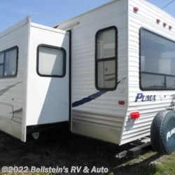 2009 Palomino Puma 26RLSS  - Travel Trailer Used  in Palmyra MO For Sale by Beilstein's RV & Auto call 800-748-7173 today for more info.