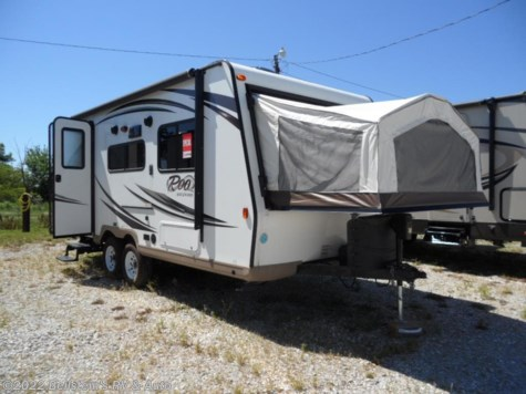 Used 2015 Forest River Rockwood Roo 19 For Sale by Beilstein's RV & Auto available in Palmyra, Missouri