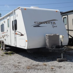 Used 2010 Forest River Surveyor Sport 280BHS For Sale by Beilstein's RV & Auto available in Palmyra, Missouri